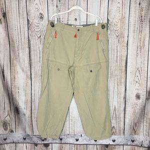 🌕4/$15🌕 Tommy Hilfiger Khaki Twill Cargo Pants
